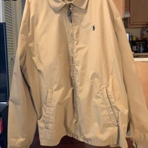Polo Khaki light jacket